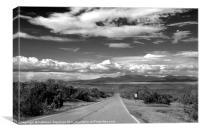 Big Sky Country, Canvas Print