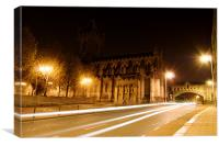 Christ Church Cathedral Dublin, Canvas Print