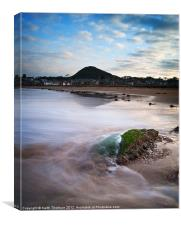 Berwick Law, Canvas Print