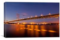 Forth Bridges, Canvas Print