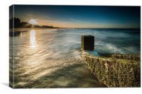 Portobello Beach, Canvas Print