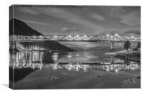 Ballachulish Bridge, Canvas Print