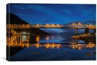 Ballachulish Bridge, Canvas Print