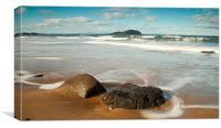 Two Rocks, Canvas Print