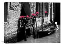 Venice 2005, Canvas Print