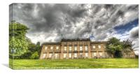 Cannon Hall, Canvas Print