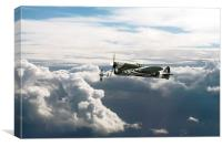 Hawker Typhoons, Canvas Print