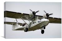 Consolidated PBY Catalina , Canvas Print