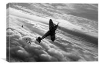 Fighter Sweep, Canvas Print