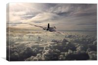 Vulcan Farewell , Canvas Print