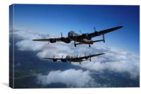 A Lancaster Summer , Canvas Print