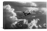 Forever Flight, Canvas Print