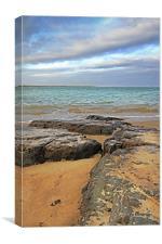 Sea Stones, Canvas Print