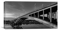 Royal Tweed Bridge, Canvas Print