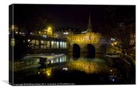 Bath Spa, Canvas Print