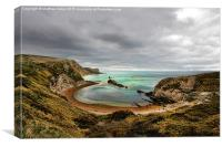 Dorset Cove, Canvas Print