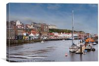 Whitby 1, Canvas Print