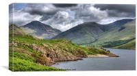 Wastwater 3, Canvas Print