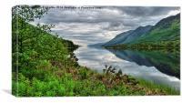 Loch Lochy, Canvas Print