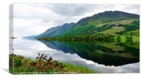 Loch Lochy 2, Canvas Print