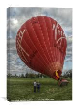 HDR  Hot Air Balloon