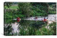 Canoeing HDR