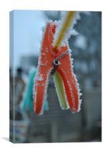 Frosty Pegs