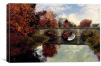 Deeping St James, Canvas Print