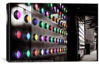 Southwark Street Disco Bridge