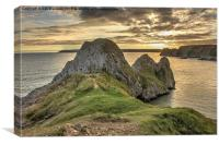 Three Cliffs Gower