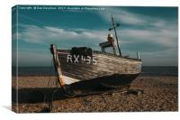RX435 Dungeness, Canvas Print