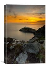 South Stack, Canvas Print
