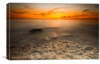 Old Hunstanton, Canvas Print