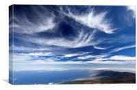 Tenerife, Canvas Print