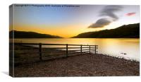 Loch Ness, Canvas Print