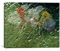Its raining..., Canvas Print