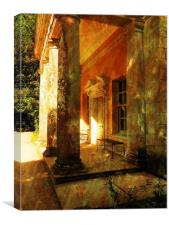The Hunting Lodge., Canvas Print