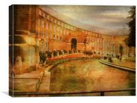 Bristol's City Hall., Canvas Print