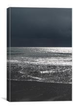 Horizontal Horizons, Canvas Print