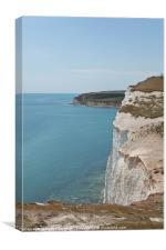 Coastal Views, Canvas Print