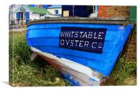 Whitstable, Old Blue Boat