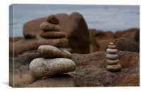 A balance of matter