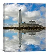 Lighthouse Reflection II