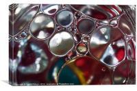 Bubbles II, Canvas Print