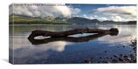 Coniston Water, Canvas Print