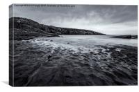 Cullernose Point, Canvas Print