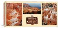 Bryce Canyon, Canvas Print
