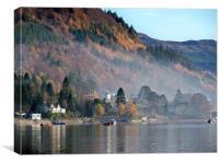 Loch Goil, Argyll, Scotland, Canvas Print