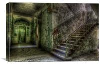 Beelitz view, Canvas Print
