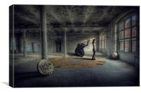 Time Factory, Canvas Print